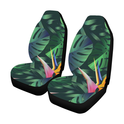 Amazing Us 59 99 Cute Monsters Cats Car Seat Covers Set Of 2 Cjindustries Chair Design For Home Cjindustriesco