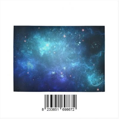 InterestPrint  Sweet Home Modern Collection Custom Space Galaxy Indoor Soft Carpet Area Rug 7'x 3'3