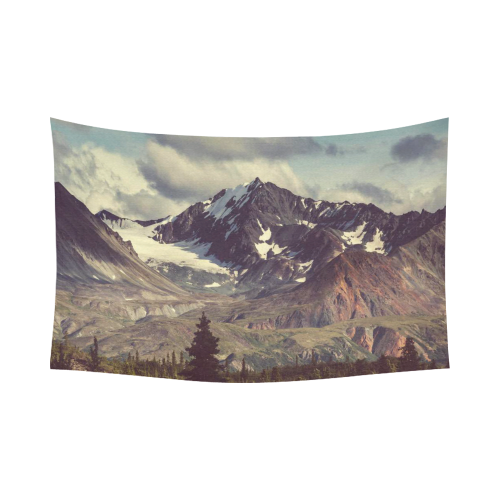 Fine Us 34 99 Interestprint Snowy Nature Wall Art Home Decor Mountain Landscapes Alaska Cotton Linen Tapestry Wall Hanging Art Sets Home Interior And Landscaping Ologienasavecom