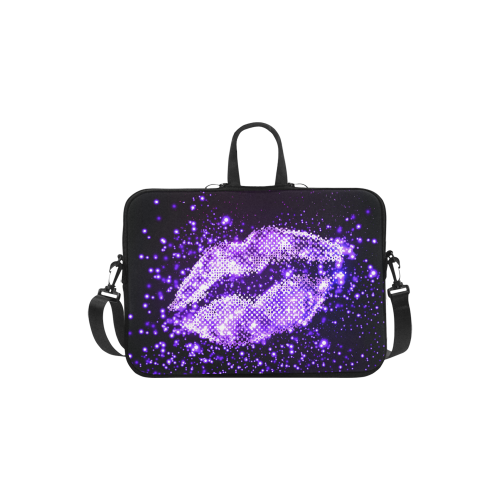 new product 9acfe 33143 US$ 37.99 InterestPrint Classic Personalized Bling Glitter Purple Lip Love  13 - 13.3 /Macbook Pro Air 13 Inch Laptop Sleeve Case Bags Skin Cover for  ...